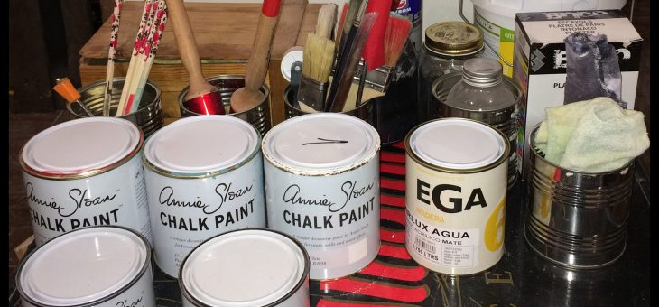 Chalk Paint y palets